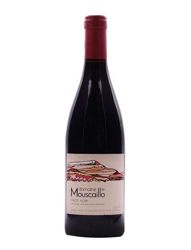 Domaine de Mouscaillo – Pinot Noir – IGP Haute Vallée de l'Aude – Rouge – 2017