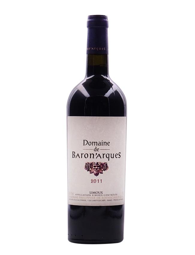 Domaine de Baron'Arques 2011 – AOP Limoux – 2011 – Rouge