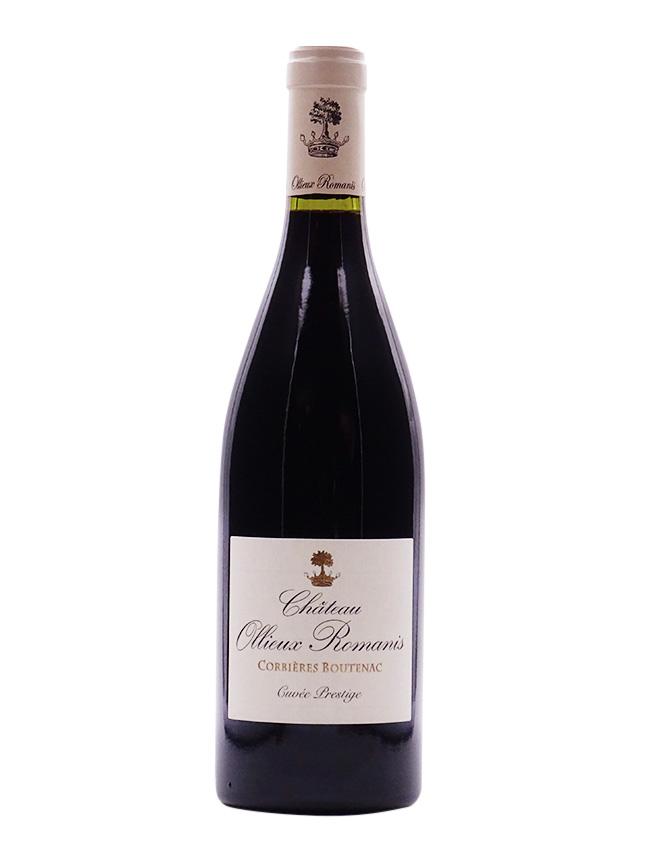 Ollieux Romanis – Cuvée Prestige – AOP Corbières – Rouge – 75cl